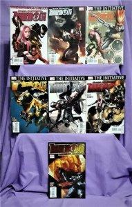 Avengers Initiative Warren Ellis THUNDERBOLTS #110 - 115 Venom (Marvel, 2007)!