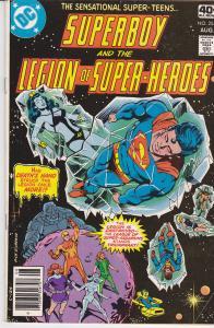 Superboy #254