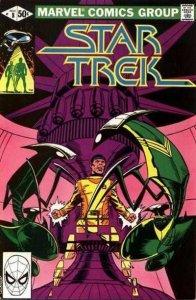 Star Trek (1980 series) #8, VF- (Stock photo)