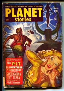 Planet Stories-Pulps-11/1951-Poul Anderson-Stanley Mullen