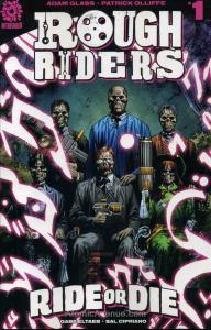 Rough Riders: Ride or Die #1 VF/NM; AfterShock | save on shipping - details insi
