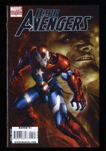 Dark Avengers #1 VF+ 8.5 Djurdjevic Variant 1st Iron Patriot!