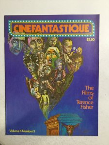 Cinefantastique Volume 4 No.3 Magazine Near Mint Nm Frederick S. Clarke