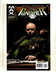 Lot Of 12 Punisher Marvel Comic Books # 37 38 39 40 41 42 43 44 45 46 47 48 RP5