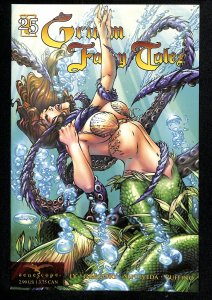 Grimm Fairy Tales #25 (2008)