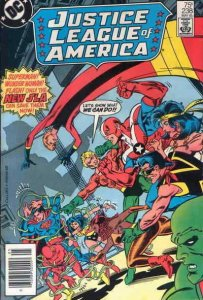 Justice League of America #238 VF/NM; DC | save on shipping - details inside
