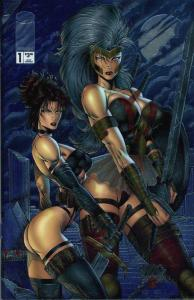 LIEFELD WOMEN  20-Different, AVENGELYNE GLORY RE-GEX,