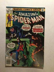 Amazing Spider-Man 175 Very Fine Vf 8.0 Marvel