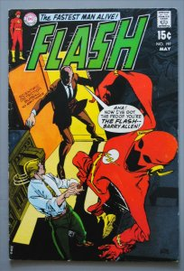 Flash #197   F/Better    See Actual Photo