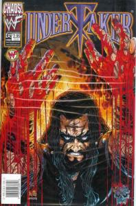 Undertaker #6A VF/NM; Chaos | save on shipping - details inside