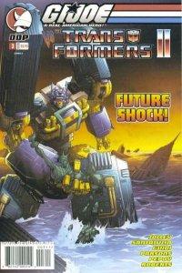 G.I. Joe vs. the Transformers (2006 series) #3, NM- (Stock photo)