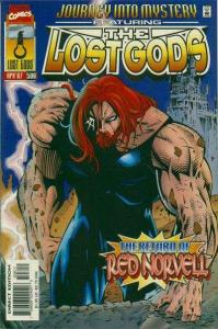 Journey Into Mystery (1996 series) #508, NM (Stock photo)