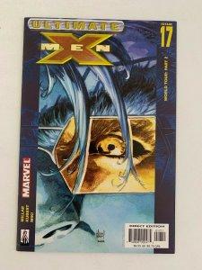 Ultimate X-Men #17 Wold Tour Part 2 (2001 Marvel Comics) NM