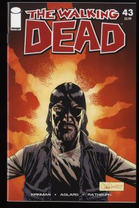 Walking Dead #43 NM- 9.2 Governor Cover!