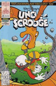 Uncle Scrooge (Walt Disney…) #269 VF; Gold Key | save on shipping - details insi