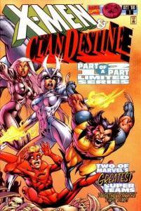 X-Men: Clandestine #1, NM (Stock photo)