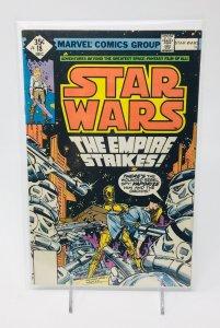 Star Wars Vol 1 #18B F- 5.5