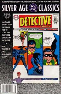 DC Silver Age Classics Detective Comics #327, NM (Stock photo)