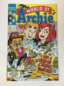 WORLD OF ARCHIE (1992)5 VF-NM Aug 1993 COMICS BOOK