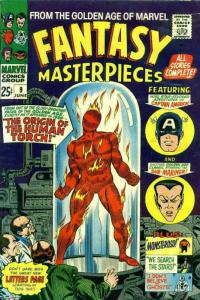 Fantasy Masterpieces (Vol. 1) #9 FN; Marvel | save on shipping - details inside