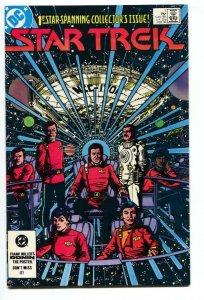 Star Trek #1 1984 DC comic book First issue  NM-