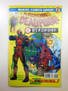 Despicable Deadpool (2017) #287C NM