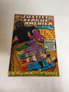 Justice League Of America 59 Vg+ Very Good+ 4.5 Staple Punch
