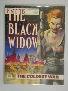 Black Widow The Coldest War GN 7.0 FN VF (1990)