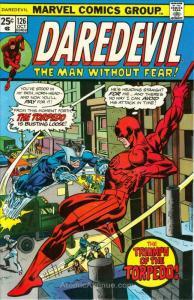 Daredevil #126 VG; Marvel | low grade comic - save on shipping - details inside