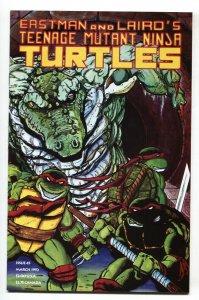 TEENAGE MUTANT NINJA TURTLES #45 comic book 1992 NM-