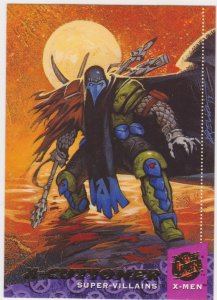1995 Fleer Ultra X-Men Card #69 X-Cutioner
