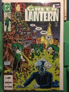 Green Lantern #7