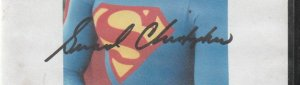 Autographed Adventures of Superboy