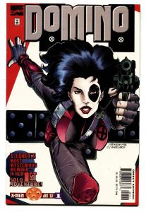 Domino #1-1997-Marvel-First issue-comic book-High Grade