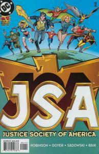 JSA (1999) 1-87,Annual,Secret Files 1-2   COMPLETE+