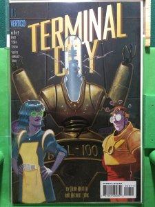 Terminal City #8 of 9