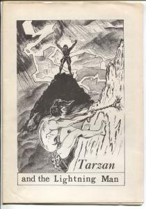 Tarzan & The Lightning Man 1963-William Gilmour-ERB characters-#126 of 600-FN
