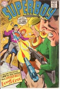 SUPERBOY 149 GOOD NEAL ADAMS COVER   July 1968 COMICS BOOK