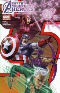 Avengers: Earth's Mightiest Heroes (2005 series) #8, NM + (Stock photo)