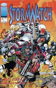 STORMWATCH  10-Different, 'The Authority', Instant Gift