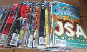 JSA Lot of 48 diff DC comics books 1999-2006 VF-NM Justice Society Shazam VF-NM