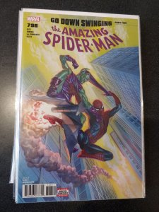 THE AMAZING SPIDER-MAN #798 1ST APPEARANCE OF RED GOBLIN