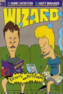 Wizard: The Comics Magazine #30 FN; Wizard | save on shipping - details inside