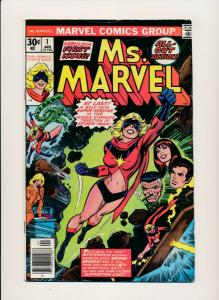 MS. Marvel #1-18 Straight Run, Original Series See list for grades! (PF653B)