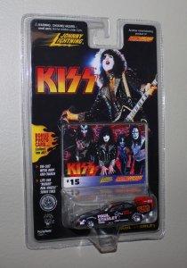 Kiss Johnny Lightning Car (Paul Stanley)  MOC  1997
