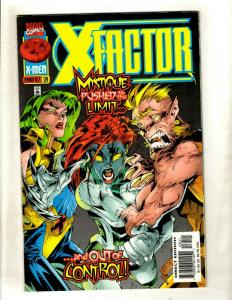 10 Comics X-Factor 134 135 136 138 141 142 143 148 New Warriors An 1 Doom 29 CJ6