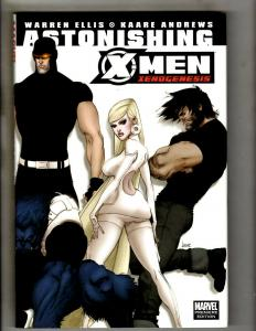 Astonishing X-Men Xenogenesis Marvel Comics HARDCOVER Graphic Novel Book J370