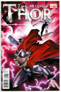The Mighty Thor #1 Set of Three Covers NEAR MINT.