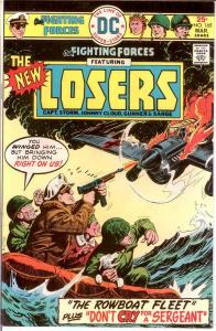 OUR FIGHTING FORCES 165 VF-NM March 1976 COMICS BOOK