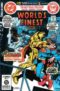 World's Finest Comics #274, VF (Stock photo)